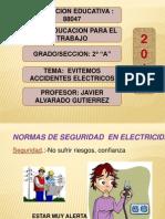 evitemos accidentes elèctricos