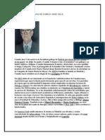 Resumen de La Familia de Pascual Duarte