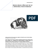 Los Postodernistas Atacan a Marx Por Ser Un Humanista