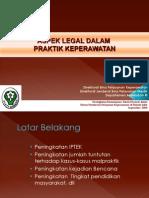 Aspek Legal Dalam Praktik Keperawatan