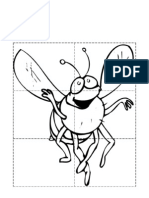 Puzzle Lebah