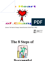 8 Steps to Creat Successful Change