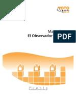 Manual Del Observador Electoral 2010