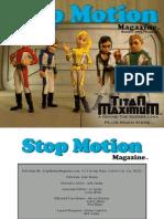 Stop Motion Magazine October 2009