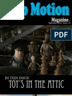 Stop Motion Magazine SMM-Issue-171