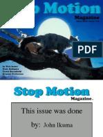 Stop Motion Magazine SMM June 2011 Issue