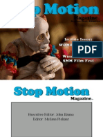 Stop Motion Magazine Smm Oct 2011 Issue 14