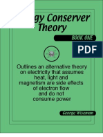 Energy Conserver Theory Book 1 (preview)
