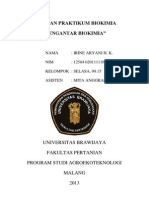 Format Cover Biokimia