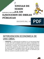 CAUSAS Y CONSECUENCIAS DE INTERVENCION ECONOMICA EN EJECUCION[1].pptx