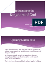 Intro to the Kingdom