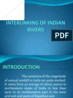 INTERLINKING OF INDIAN RIVERS