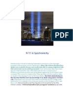 9/11 in Synchronicity