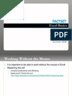 Tricks Excel