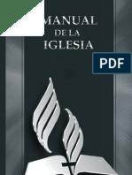 Manual Del a Iglesia Adventist a 2010
