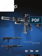 2013 Walther Arms Tactical Rimfire Catalog