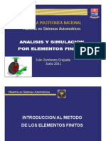 (3)Introducción MEF