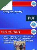 Vitality & Longevity
