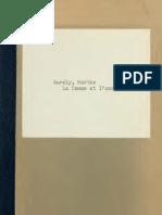 Borely_La Femme Et l'Amour Dans l'Oeuvre d'Anatole France (1917)