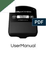 iUSBportCAMERA User Manual
