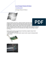 28842812 Membangun Jaringan LAN Dengan Windows XP