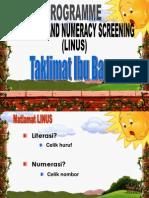 Prg Linus Untuk Ibu Bapa