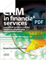 CRM in Financial Services