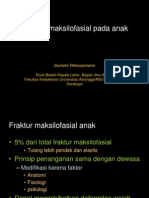 4 Surgical Treatment of Maxillofacial Fracture in Children