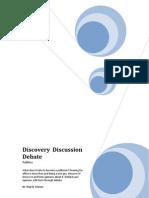 Discover Discussion Debate - Canada Politics