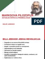MARKSOVA FILOZOFIJA