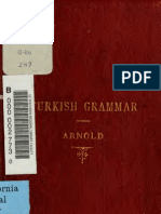 Arnold Turkish Grammar(1877-London)(2.522KB)