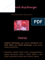 Vaginal Discharge Made
