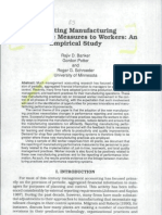 27Reporting Manufacturing Porformance Measures