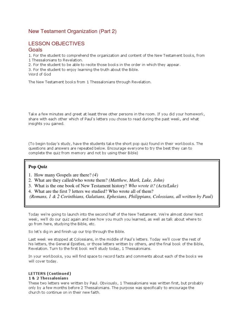 New testament organization epistle to philemon epistle of james aljukfo Gallery