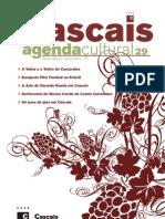Agenda Cultural de Cascais n.º 29 - Novembro e Dezembro 2007