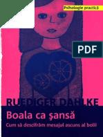 Boala CA Sansa