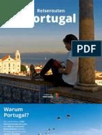 PORTUGAL - REISEROUTEN [TP - SD]