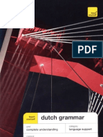 Teach Yourself Dutch Grammar 2003