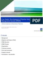 5. Development of Pipeline Integrity Management System (PIMS)_Asle Venas_tcm144-482444