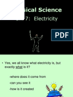 Physical Science Chapter 7 (New Book)