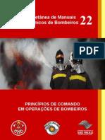 Princípios de comando em operações de bombeiros
