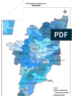 Tamilnadu Constituency Map