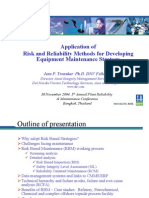 Risk and Reliability Methods