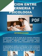 Enfermería y psicologia