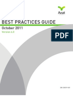 Aviat Networks Best Practices Guide