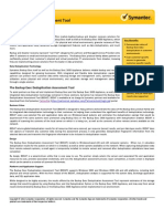 BE Deduplication Assessment Tool_Solution Brief 2012