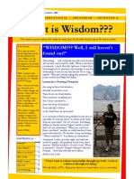 What is Wisdom 13