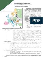 Lectia 11 Harta Politica a Europei