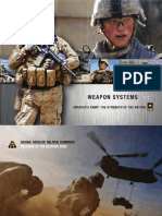 Army Weapon Systems 2012