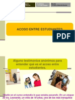 BULLYING_PPT_CONVIVENCIA_HUAMPANÌ